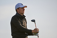 Jordan Spieth (USA) watches his tee shot on 11 during day 2 of the Valero Texas Open, at the TPC San Antonio Oaks Course, San Antonio, Texas, USA. 4/5/2019.<br /> Picture: Golffile | Ken Murray<br /> <br /> <br /> All photo usage must carry mandatory copyright credit (&copy; Golffile | Ken Murray)