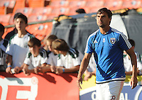 Washington D.C. - August 22, 2015: The San Jose Earthquakes defeated D.C. United  2-0 during a 2015 MLS regular season game at RFK Stadium.