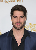 PASADENA, CA - FEBRUARY 9: Nick Bateman, at the Hallmark Channel and Hallmark Movies &amp; Mysteries Winter 2019 TCA at Tournament House in Pasadena, California on February 9, 2019. <br /> CAP/MPI/FS<br /> &copy;FS/MPI/Capital Pictures