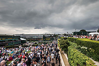 AMBIENCE<br /> <br /> The Championships Wimbledon 2014 - The All England Lawn Tennis Club -  London - UK -  ATP - ITF - WTA-2014  - Grand Slam - Great Britain -  30th June 2014. <br /> <br /> &copy; AMN IMAGES