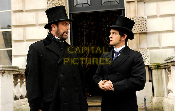 Rupert Everett & Hugh Dancy .in Hysteria.*Filmstill - Editorial Use Only*.CAP/FB.Supplied by Capital Pictures.