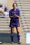23 August 2015: Weber State's Mackenzie Harrison. The Duke University Blue Devils played the Weber State University Wildcats at Fetzer Field in Chapel Hill, NC in a 2015 NCAA Division I Women's Soccer game. Duke won the game 4-0.