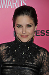 WESTWOOD, CA. - October 11: Sophia Bush arrives at the 6th Annual Hollywood Style Awards at the Armand Hammer Museum on October 11, 2009 in Los Angeles, California.