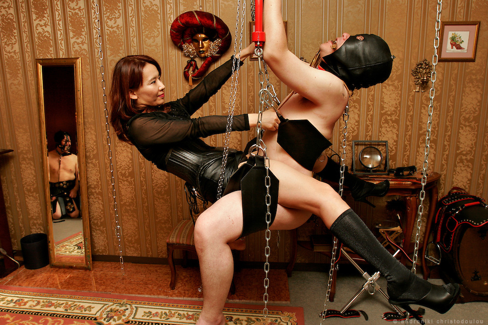 are bdsm extreme tit torture regret, but nothing