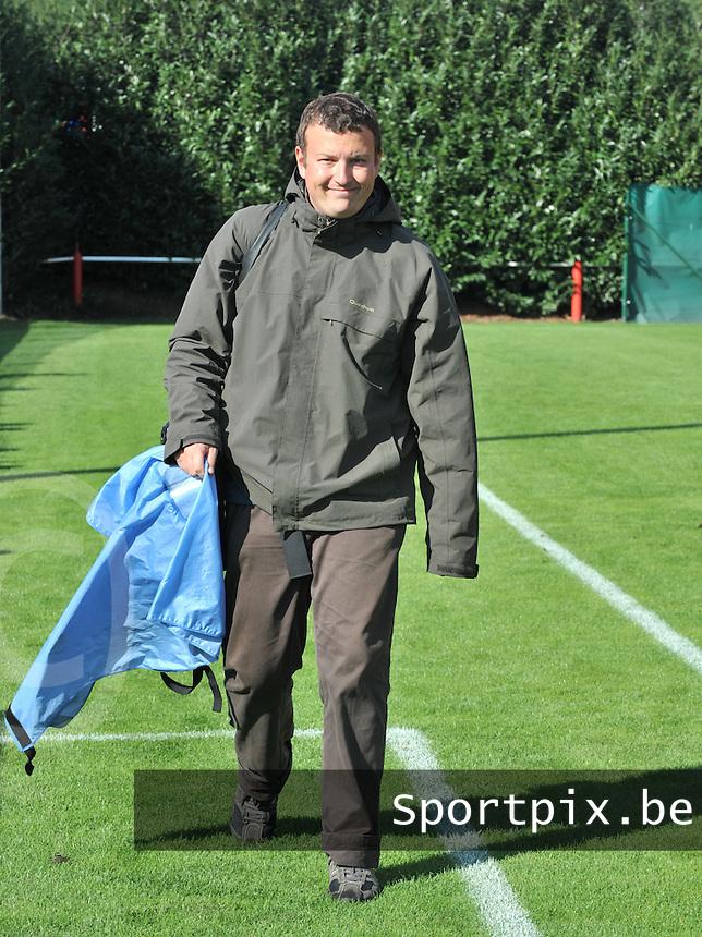 Supercup seizoen 2011 - 2012 ; Kampioen Standard Femina tegen Bekerwinnaar Waasland Beveren Sinaai Girls : MOI.foto DAVID CATRY / Vrouwenteam.be
