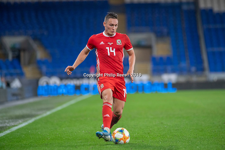 Cardiff - UK - 9th September :<br />Wales v Belarus Friendly match at Cardiff City Stadium.<br /><br />Editorial use only