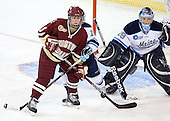 Alex Carpenter (BC - 5), Brittany Ott (Maine - 29) - The visiting University of Maine Black Bears defeated the Boston College Eagles 5-2 on Sunday, October 30, 2011, at Kelley Rink in Conte Forum in Chestnut Hill, Massachusetts.