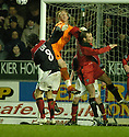 13/01/2007       Copyright Pic: James Stewart.File Name : sct_jspa18_falkirk_v_dunfermline.KAPER SCHMEICHEL MAKES HIS DEBUT FOR FALKIRK.James Stewart Photo Agency 19 Carronlea Drive, Falkirk. FK2 8DN      Vat Reg No. 607 6932 25.Office     : +44 (0)1324 570906     .Mobile   : +44 (0)7721 416997.Fax         : +44 (0)1324 570906.E-mail  :  jim@jspa.co.uk.If you require further information then contact Jim Stewart on any of the numbers above.........