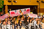 Supporters at the Kerry Rose Selection on Saturday night in Ballyroe heights hotel