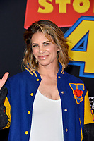 "LOS ANGELES, USA. June 12, 2019: Jillian Michaels at the world premiere of ""Toy Story 4"" at the El Capitan Theatre.<br /> Picture: Paul Smith/Featureflash"