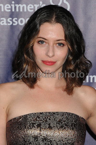 "18 March 2015 - Beverly Hills, California - Lauren Miller. 23rd Annual ""A Night at Sardi's"" Benefit for the Alzheimer's Association held at The Beverly Hilton Hotel. Photo Credit: Byron Purvis/AdMedia"