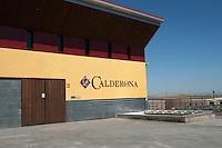 calderona bodegas frutos villar , cigales spain castile and leon