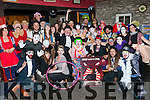 Emma Brosnan Killarney who celebrated her 30th birthday with her family and friends with a Circus themed party in Kate Kearney's Cottage on Saturday night