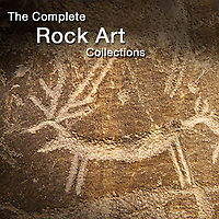 Pictures & images of Prehistoric rock art & pictographs