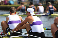 THE VISITORS' CHALLENGE CUP<br /> London R.C. & Leander Club (186)<br /> University of London (191)<br /> <br /> Henley Royal Regatta 2018 - Thursday<br /> <br /> To purchase this photo, or to see pricing information for Prints and Downloads, click the blue 'Add to Cart' button at the top-right of the page.