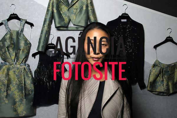 Paris, Fran&ccedil;a &sbquo;09/2014 - Desfile de Yiqing Yin durante a Semana de moda de Paris  -  Verao 2015. <br /> <br /> Foto: FOTOSITE