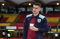 Burnley's Ashley Westwood pictured before the match<br /> <br /> Photographer Andrew Kearns/CameraSport<br /> <br /> The Premier League - Watford v Burnley - Saturday 19 January 2019 - Vicarage Road - Watford<br /> <br /> World Copyright © 2019 CameraSport. All rights reserved. 43 Linden Ave. Countesthorpe. Leicester. England. LE8 5PG - Tel: +44 (0) 116 277 4147 - admin@camerasport.com - www.camerasport.com