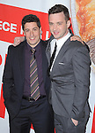 Jason Biggs and Eddie Kaye Thomas at The Universal Pictures' L.A. Premiere of American Reunion held at The Grauman's Chinese Theatre in Hollywood, California on March 19,2012                                                                               © 2012 Hollywood Press Agency