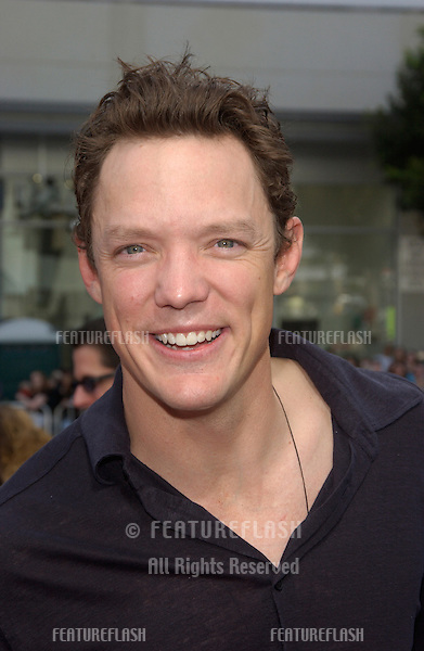 Actor MATTHEW LILLARD at the world premiere, in Hollywood, of his new movie Scooby-Doo 2: Monsters Unleashed..March 20, 2004