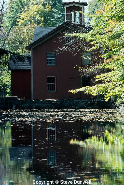 Mill at New Preston, CT