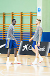 Training of Spanish National Team of Basketball in Madrid previous to World Cup in China . August 21, 2019. (ALTERPHOTOS/Francis González)