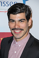 NEW YORK CITY, NY, USA - APRIL 07: Raul Castillo at the Point Honors New York Gala 2014 held at the New York Public Library on April 7, 2014 in New York City, New York, United States. (Photo by Jeffery Duran/Celebrity Monitor)