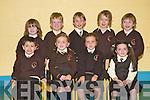Enjoying Mr Cahills class in Lissivigeen National School were Darrian Durran, Emma Byrne, dabbie Mayo, Katie Shine, Eric Courtney O'Brien, Kian Kelleher, Oscar McCarthy, Ryan Bartlett and Ethan Brennan.......
