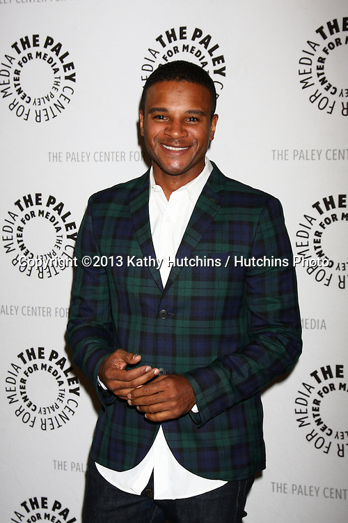 LOS ANGELES - APR 12:  Marc Samuel arrives at the General Hospital Celebrates 50 Years - Paley at the Paley Center For Media on April 12, 2013 in Beverly Hills, CA