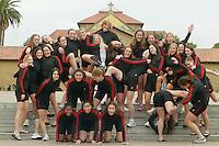 2003-2004 Women's Crew.
