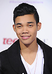 LOS ANGELES, CA - December 18: Roshon Fegan arrives at Justin Bieber`s Believe World Premiere held at The Premiere House at Regal Cinemas L.A. Live in Los Angeles, California on December 18,2013                                                                               © 2013 Hollywood Press Agency
