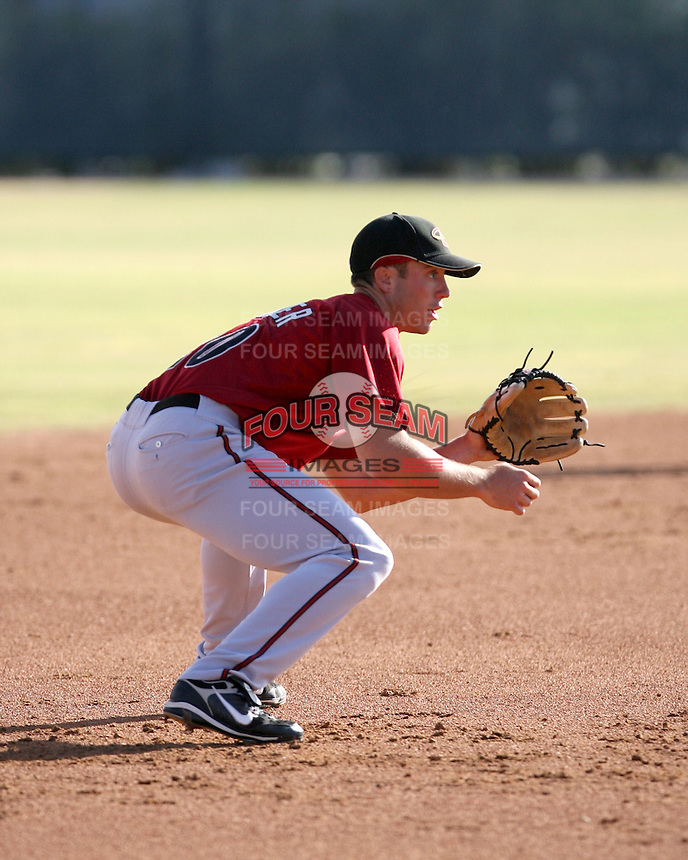 Clayton Conner / Arizona Diamondbacks 2008 Instructional League..Photo by:  Bill Mitchell/Four Seam Images