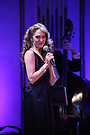 Laura Osnes attends the American Theatre Wing's annual gala at the Plaza Hotel on Monday Sept. 24, 2012 in New York.