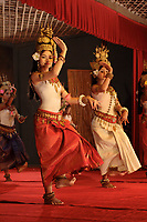 Siem Reap, Cambodia - 2007 File Photo -<br /> <br /> apsara dancers<br /> <br /> photo : James Wong-  Images Distribution