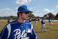 BASEBALL - POLES BASEBALL FRANCE - TRAINING CAMP CUBA - HAVANA (CUBA) - 13 TO 23/02/2009 - JONATHAN DECHELLE (FRANCE)