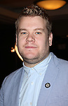 James Corden.Behind the Scenes at the 2012 Tony Award-Meet The Nominees Press Reception at Millennium Broadway Hotel on May 2, 2012 in New York City. © Walter McBride/WM Photography .