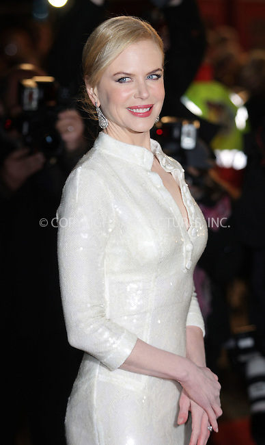 "Nicole Kidman at the premiere of ""Australia"" in London - 10 December 2008..FAMOUS PICTURES AND FEATURES AGENCY 13 HARWOOD ROAD LONDON SW6 4QP UNITED KINGDOM tel +44 (0) 20 7731 9333 fax +44 (0) 20 7731 9330 e-mail info@famous.uk.com www.famous.uk.com.FAM24869"