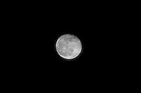 Full Moon Over Nevada