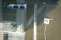 Car Underwater