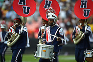 September 7, 2012  (Washington, DC) The Howard University Marching Band performs during halftime at the AT&T Nations Football Classic between Howard and Morehouse. (Photo by Don Baxter/Media Images International)