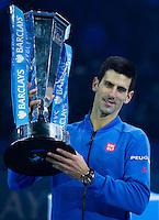 151122 DAY 8 ATP World Tour Finals