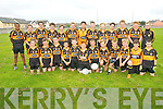 The Austin Stacks U13 team who won the final of the Oaklands Daybreak sponsored Rose cup tournament which took place last Saturday at the Kerin's O'Rahilly's Healy park,Tralee.