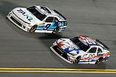 #9: Tyler Reddick, JR Motorsports, Chevrolet Camaro Takl #20: Christopher Bell, Joe Gibbs Racing, Toyota Camry GameStop PDP