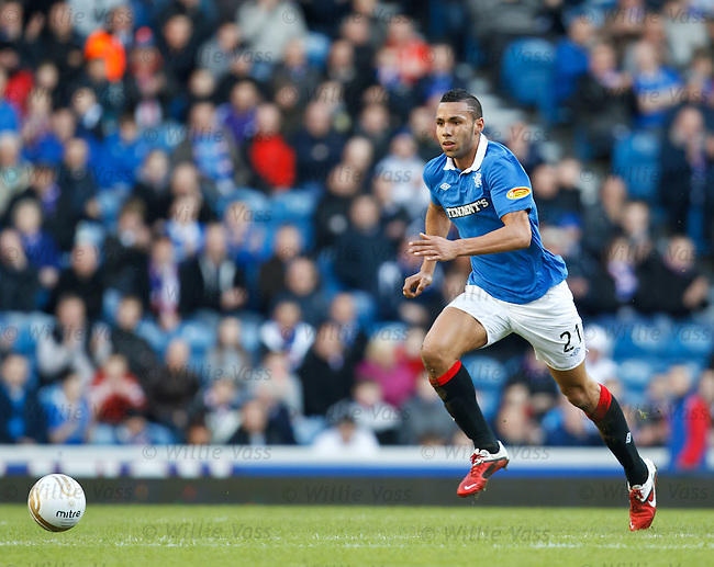 Kyle Bartley, Rangers