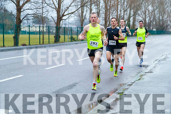 The Optimal Fitness 10 miler and 5k road race, at The Rose Hotel, Tralee, on Sunday morning