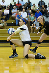 2015.09.18 - NCAA VB - Georgia vs Wake Forest