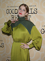 NEW YORK, NY-October 18:Genevieve Angelson at Amazon Originasl Series Good Girls Revolt screening  at the Joseph Urban Theater at Hearst Tower in New York.October 18, 2016. Credit:RW/MediaPunch