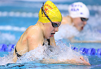 PICTURE BY VAUGHN RIDLEY/SWPIX.COM - Swimming - ASA National County Team Championships 2012 - Ponds Forge, Sheffield, England - 21/10/12 - Siobhan-Marie O'Connor competes in the Girls 16/17 yrs 100m Breaststroke.