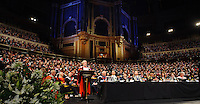 Sir Ridley Scott Honorary Doctorate at the Royal College of Art Convocation 2015