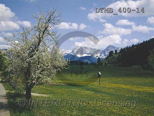 Gerhard, LANDSCAPES, photos, Fr?hlingstag bei Gerold beim Karwendelg(DTMB400-14,#L#)