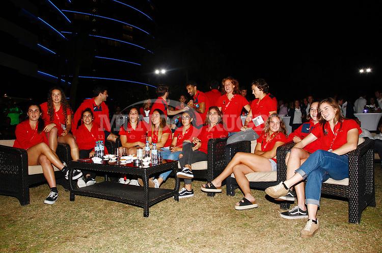 Spain Sevens The Sevens for HSBC World Rugby Sevens Series 2018, Dubai - UAE - Photos Martin Seras Lima